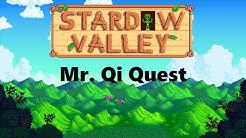 Stardew Valley Die Geheime Mr Qi Quest (Casino)