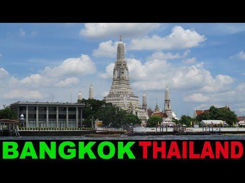 A Tourist's Guide to Bangkok, Thailand 2018