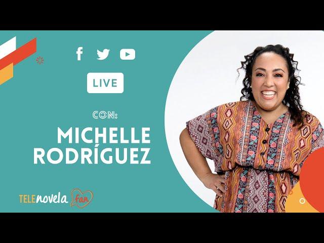 Entrevista con Michelle Rodríguez