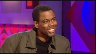 Chris Rock on Jonathan Ross 2008.01.11 (part 2)