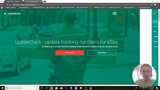 eBay Drop Shipping Software - How To Automate Tracking with Update Duck