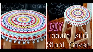 Tabure Kılıfı / DIY Stool Cover