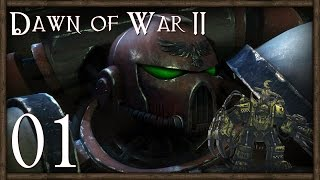 Warhammer 40k: Dawn of War 2 Campaign Gameplay Walkthrough - Part 1