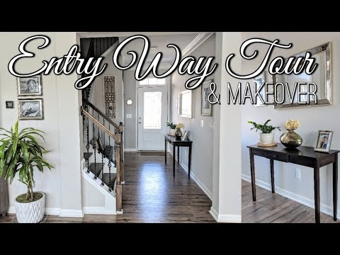 entry-way-home-tour-&-simple-entry-way-makeover-before-&-after-by-promotion.com