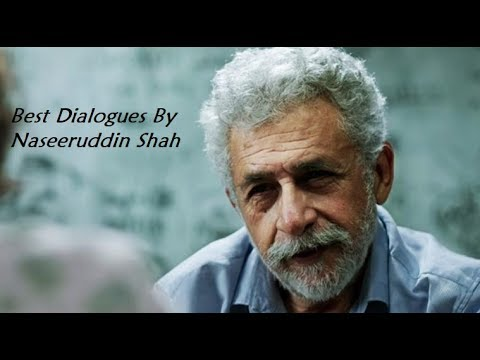 Best Dialogues Of Bollywood By Naseeruddin Shah 2017| Irada Movie