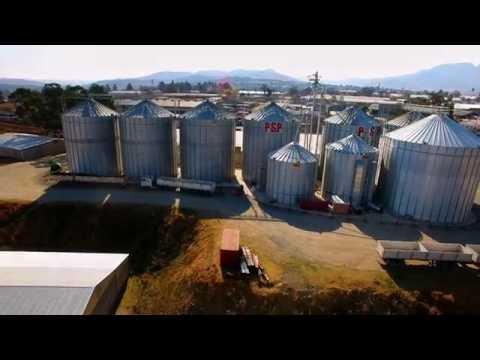 PSP Grain storage facility