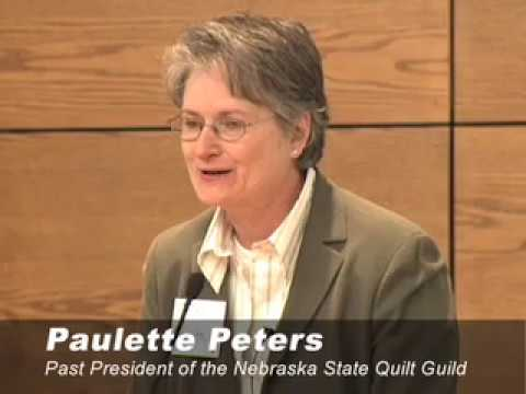 """""""Reflections of a Traveling Quiltmaker/Teacher"""" by Paulette Peters"""