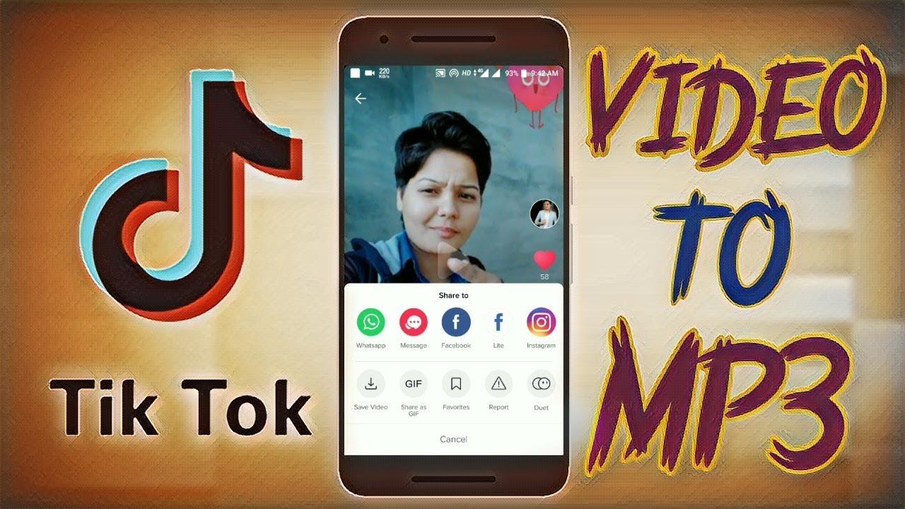 How to save Tik Tok music in mp3   Tik tok  music ko mp3 me download kaise kare