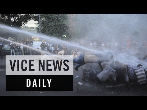 VICE News Daily: Violent Protests in Armenia's Capital