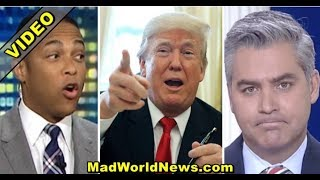 "TRUMP RELEASED WINNERS OF ""FAKE NEWS AWARDS"" CNN FURIOUS AS THEY SPY 1 DETAIL!"