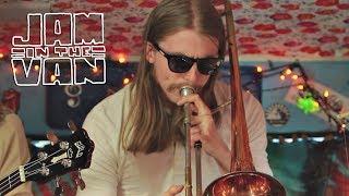 "THE SHEEPDOGS - ""Ewan's Blues"" (Live in Austin, TX 2015) #JAMINTHEVAN"