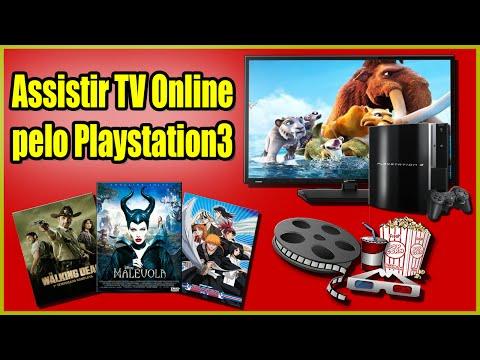 [PS3] Como assistir TV Online pelo Playstation 3 (Filmes, Séries, Animes ...)