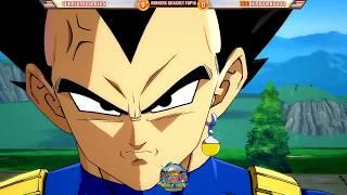 Dragon Ball FighterZ: Subatomic Sabers vs HookGangGod - Thunderstruck 2019 - Top 16