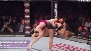 UFC 170: Rousey vs. McMann Extended Preview