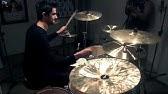 Anton Drum Cover | Blessthefall - Bottomfeeder - YouTube