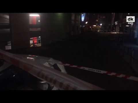 Stort politiopbud: Skyderi ved Magasin i Lyngby