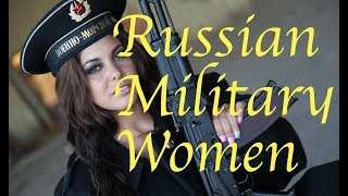 Video WOW: Did You Know That 50,000 Russian Women Work in Russia's Military? download MP3, 3GP, MP4, WEBM, AVI, FLV Oktober 2018