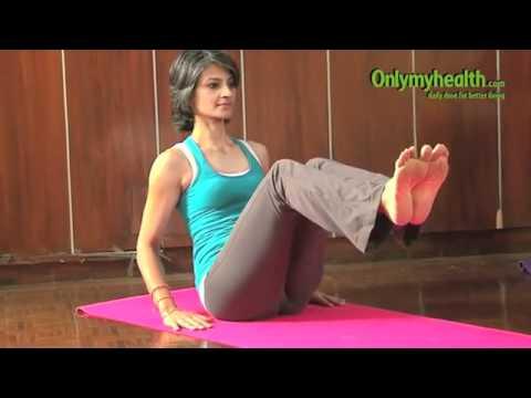 boat pose naukasana  yoga to reduce belly fat  youtube
