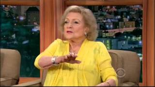 Craig Ferguson 5/27/14D Late Late Show Betty White XD