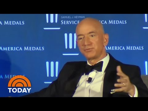 Jeff Bezos' Investigator Says Saudi Arabia Hacked Amazon CEO's Phone | TODAY