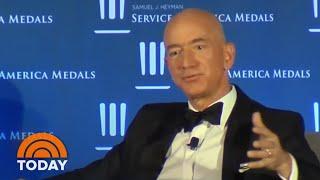 Jeff Bezos' Investigator Says Saudi Arabia Hacked Amazon CEO's Phone   TODAY