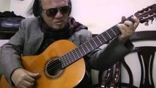 Dạy đệm guitar - Lòng mẹ bao la như biển Thái Bình. Nghệ sĩ Văn Vượng