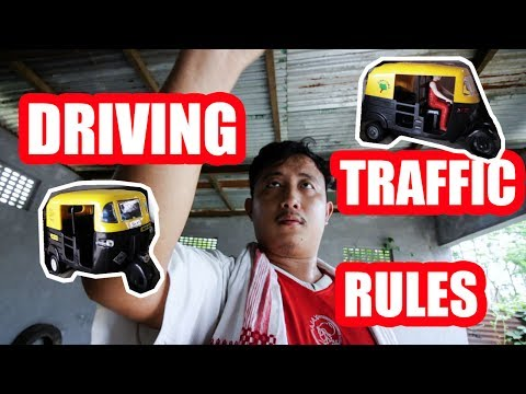 Golden Rules of Auto Drivers (Eng Sub) | Comedy | Dreamz Unlimited