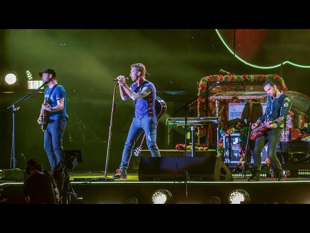 Coldplay | AHFODtour | De Musica Ligera | 14/11/2017