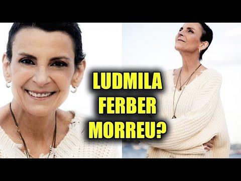 Ludmila Ferber se foi??? Veja o que REALMENTE aconteceu com a Cantora