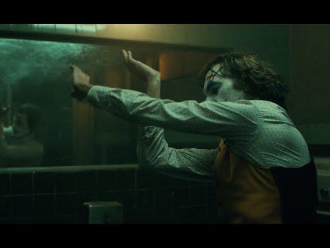Joker (2019) - 'Bathroom Dance' scene [1080p]