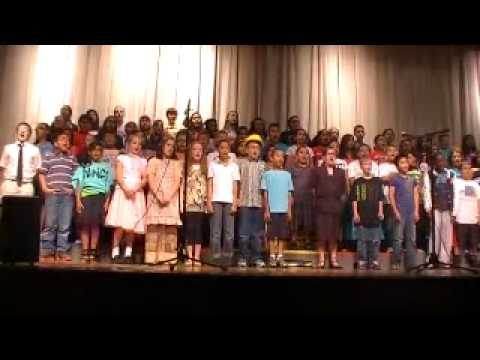 Part 2-Levelland Intermediate End of School Program May 22, 2012