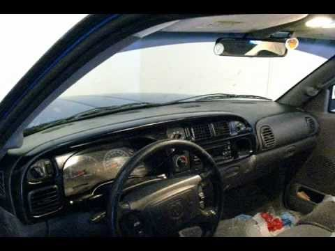 2001 Dodge Ram Fiberglass Dash Build