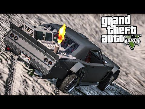 Dodge ice charger Dominic Toretto fast 8 | GTA V MOD [Yamatum O]