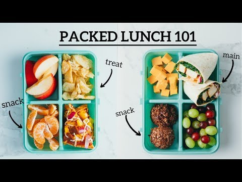 How To Plan a Vegan Packed Lunch