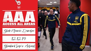 Access All Areas | Standard Liege v Arsenal | Our final Europa League group game!