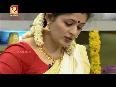 Annies Kitchen Onam Special With Santhi Krishna | Mambazha Pal Payasam Recipe by Annie