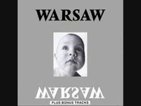 The Drawback - Warsaw (Joy Division)