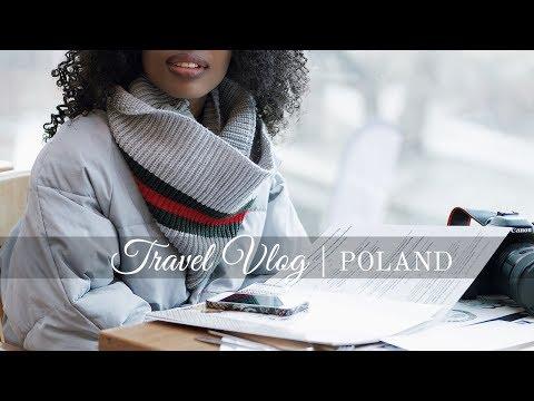 Exploring  Europe   Poland Travel Vlog   South African Youtuber