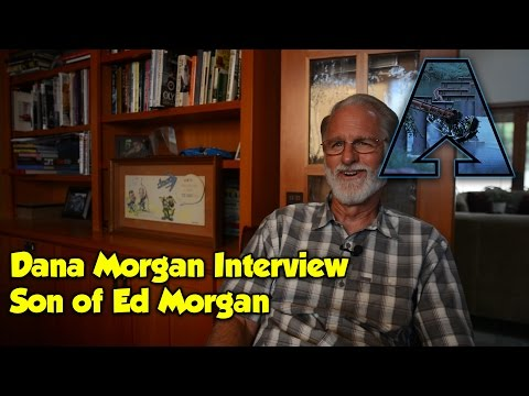 Dana Morgan Interview: Son of Ed Morgan [Arrow Bonus Content