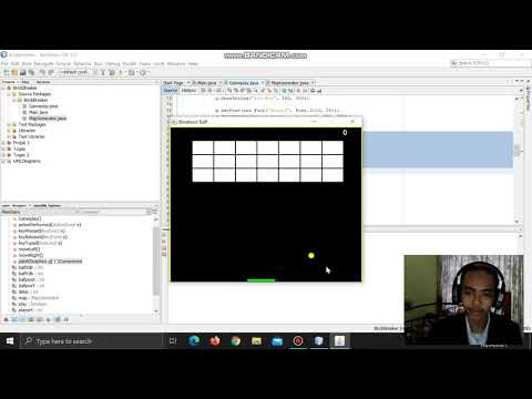 Project 1 (Brick Breaker Game)  