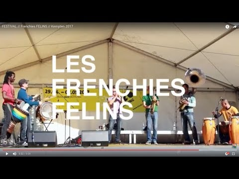 FESTIVAL // Frenchies FELINS // Kempten 2017