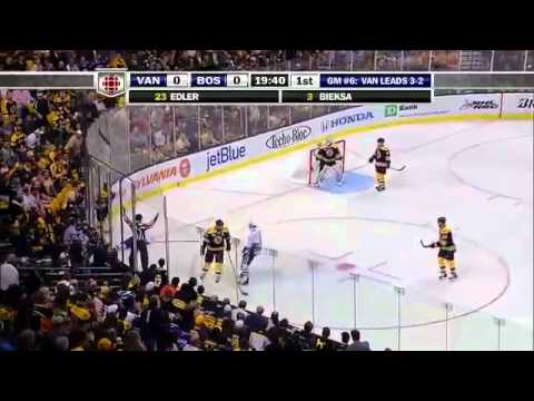 Boston vs. Vancouver: Game Three - 2011 Stanley Cup Finals ...