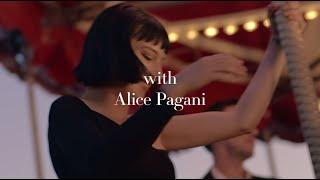 EMPORIO ARMANI - Alice Pagani interview