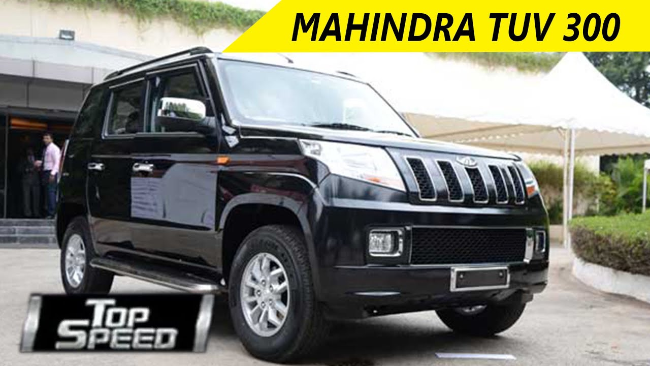 Mahindra Tuv Car Review Top Speed Wheelspin Youtube