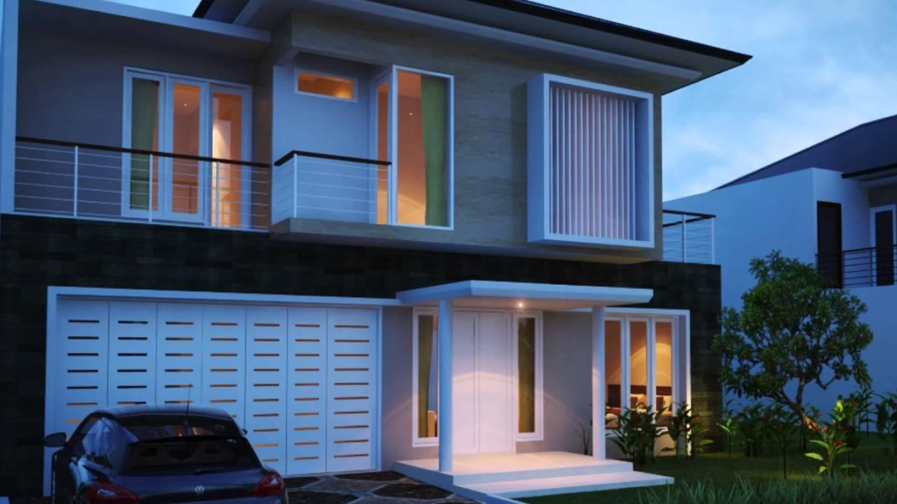 0812 8292 0806 Tsel Model Rumah Minimalis 2 Lantai Terbaru