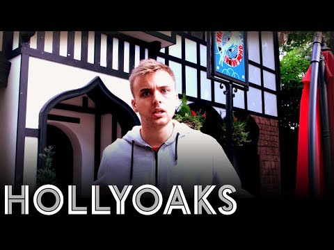 #HollyoaksWhoKilledAmy: Harry Thompson