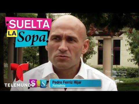 Suelta La Sopa  Hijo de Pedro Ferriz habló de planes en la política con Kate del Castillo  Entre