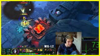 Fastest 1v1 In The LoL History - Best of LoL Streams #1115