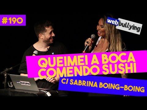 WEBBULLYING #190 - C/ SABRINA BOING-BOING