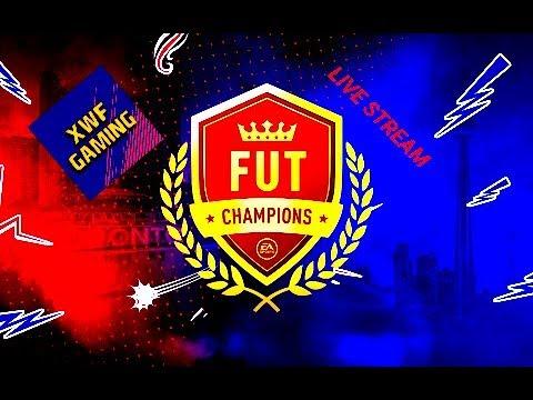 FUT CHAMPIONS WEEKEND LEAGUE #22 p2 (FIFA 18) (LIVE STREAM)